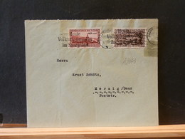 A9043 LETTRE INTERIEUR - 1920-35 League Of Nations