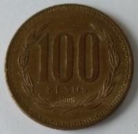 CHILI - 100 Pesos 1996 - - Chili