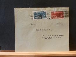 A9044 LETTRE INTERIEUR - 1920-35 League Of Nations