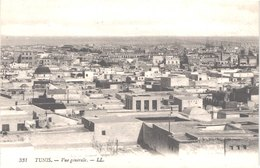 TUNISIE TUNIS - LL 331 - Vue Générale - Belle - Tunisia