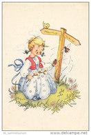 Grußkarte / Grusskarte (D-A04) - Holidays & Celebrations