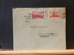 A9046 LETTRE INTERIEUR  1935 - 1920-35 League Of Nations