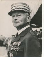 GENERAL WEYGAND - GOUVERNEUR GENERAL DE L'ALGERIE  (DIM 18  X 24) - Guerre, Militaire