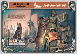Niger 2016  Fauna   Sledge Dogs - Niger (1960-...)