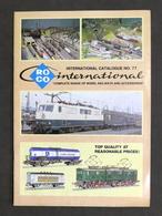 Catalogo Modellismo Ferroviario - Roco International Catalogue N. 77 E - Libri, Riviste, Fumetti