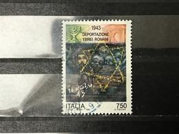 Italië / Italy - Tweede Wereldoorlog (750) 1993 - 1991-00: Afgestempeld