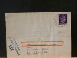 A9050 LETTRE DE UKRAINE   1942 TIMBRE HITLER OSTLAND - Ukraine