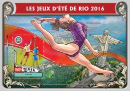 Niger 2016  Summer Olmypic Games Rio 2016 - Niger (1960-...)