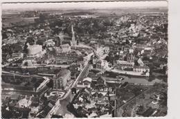 59  Hautmont  Vue Panoramique Salle Des Fetes, Place Du Monument,bureau De La Providence - Autres Communes