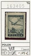 Polen - Poland - Pologne - Michel 428 - Oo Oblit. Used Gebruikt - 1944-.... Republic