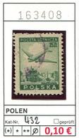 Polen - Poland - Pologne - Michel 432 - Oo Oblit. Used Gebruikt - 1944-.... Republic