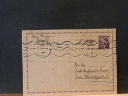 A9057  CP  1943  TIMBRE HITLER - Bohemia Y Moravia