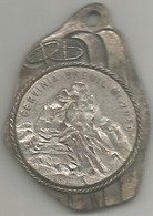 Cervinia, Breuil, Ae. Smaltato, Gr. 19, Cm. 3,5 X 5. - Italia