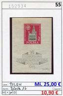 Polen - Poland - Pologne - Michel Block 16 - ** Mnh Neuf Postfris - 1944-.... Republic