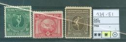 179-181 X  Côte 7.50€ - Belgien