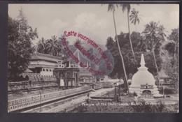 Q1532 - Temple Of The Holy Tooth - KANDY- CEYLON - Sri Lanka - Sri Lanka (Ceylon)