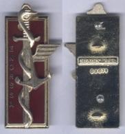 Insigne De L'Ecole Nationale Des Officiers De Réserve Du Service De Santé Des Armées - ENORSSA - - Services Médicaux