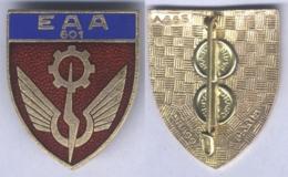 Insigne De L'Entrepôt De L'Armée De L'Air N° 601 - Châteaudun - Forze Aeree