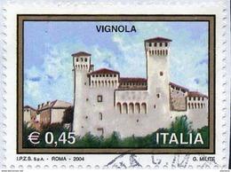 PIA  - ITALIA  -  2004  : Propaganda Turistica : Vignola -  (SAS   2755) - 6. 1946-.. Republic