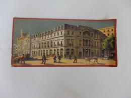 Chromo Compagnie Internationale Des Grands Hôtels Avenida Palace à Lisbonne (Portugal). - Cromo