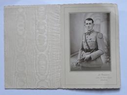 Photo Militaire 32e Régiment - A.Mauclair à Paris - Krieg, Militär