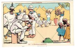 MILITARIA - HUMORISTIQUE - NOS MARINS - 72 - L' Horizon Artificiel - Illustrateur GERVESE - Humoristiques
