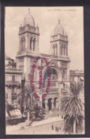 Q1550 - TUNIS - La Cathésrale - TUNISIE - Tunisie