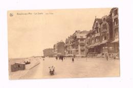 Knokke-sur-Mer.Le Zoute.Les Villas.Expédié à Alost. - Knokke