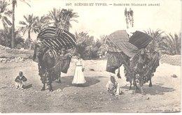 ALGERIE SCENES ET TYPES - PS 297 - Bassours - Mariage Arabe - Animée - Belle - Scenes