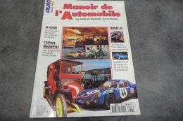 Magazine Le Manoir De L'automobile-hors-série-un Musée En Bretagne-ille Et Vilaine - Auto