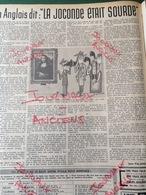 1952 LA JOCONDE ÉTAIT SOURDE - LE PRINCE DES ESPIONFRITZ VON PAPEN.- LA NORVÈGE - Journaux - Quotidiens