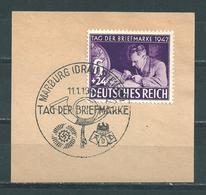MiNr. 811 Briefstück  (b20) - Gebraucht