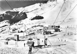 73-SAINT-FRANCOIS-LONGCHAMP- TELESKI DU LAC BLEU - France