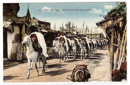 FEZ - Bab Ségma - Défilé De La Garde Du Sultan - Ed. Chambon, Fez - Fez (Fès)