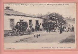 OLD   POSTCARD - PORTUGAL - DILIGENCIA - Other