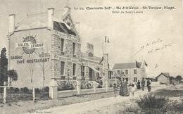 * ST TROJAN PLAGE. HOTEL DU SOLEIL LEVANT - Ile D'Oléron