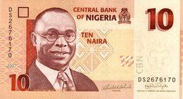 6812-2019    BILLET DE BANQUE   NIGERIA - Nigeria