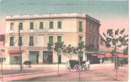MAROC MEKNES - LL109 - Volubilis Hôtel - Brasserie - Animée - Belle - Autres