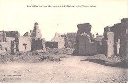 MAROC EL KELAA - Michel 8 - La Ville En Ruines - Belle - Autres