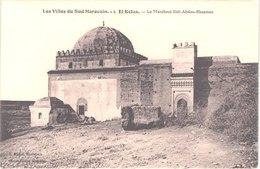 MAROC EL KELAA - Michel 4 - Le Marabout Sidi Abou Rhaaman - Belle - Autres