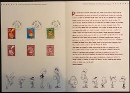 France Document - FDC - Premier Jour - Titeuf - YT Nº 3751 à 3753 - 2005 - FDC