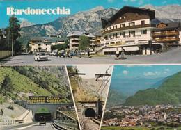 TORINO BARDONECCHIA VEDUTE   VIAGGIATA - Italia
