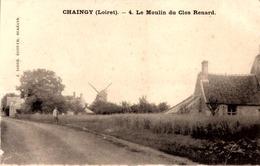 > [45] Loiret >LE MOULIN DU CLOS  RENARD    /   TBE - Francia