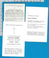 Bp    Everberg   3 Stuks - Images Religieuses