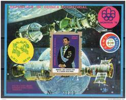 GUINEE EQUATORIALE - 1975 - BLOC **  APOLLO - Space