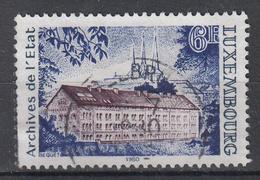 LUXEMBURG - Michel - 1980 - Nr 1007 - Gest/Obl/Us - Oblitérés