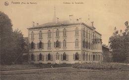 Fosses La Ville Namur Château De Taravisée - Fosses-la-Ville