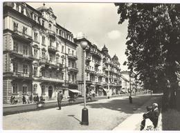 Marianske Lazne - Trade Unionists Street - Trida Odboraru - Foto Jan Tachezy - Czech Republic