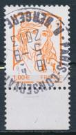 France - Marianne De Ciappa-Kawena 1,00  YT 4770 Obl. Cachet Rond (bord De Feuille) - 2013-... Marianne De Ciappa-Kawena