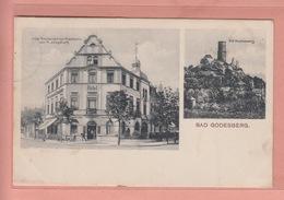 OLD  POSTCARD -   GERMANY - DEUTSCHLAND -   BAD GODESBERG -HOTEL ZUM TRAMBAHN VON H. JUNGBLUTH - Bonn